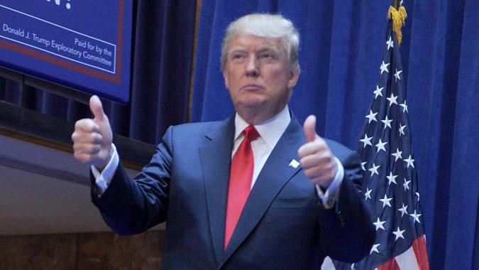 Tump-Donald